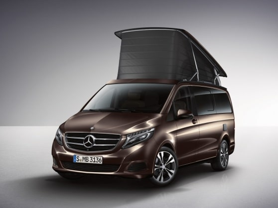 Застосунок Mercedes-Benz Guides Marco Polo